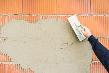 Mauer- und Putzarbeiten